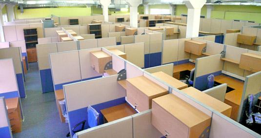 Монтаж офисных перегородок высококвалифицированными специалистами нашей компании