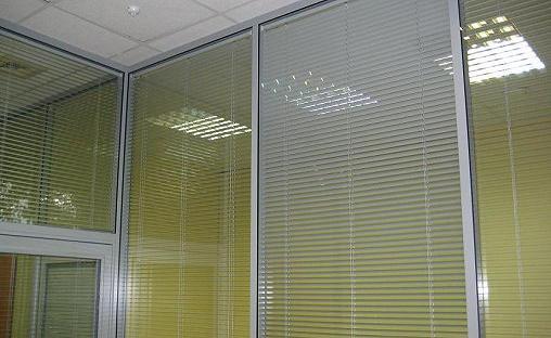 Перегородки, стекло двойное и одинарное, прозрачное, матовое — большой выбор стекла для перегородок